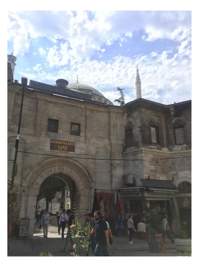 Istanbul, Grand Bazaar entrance