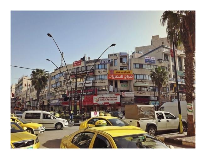 Hebron traffic chaos