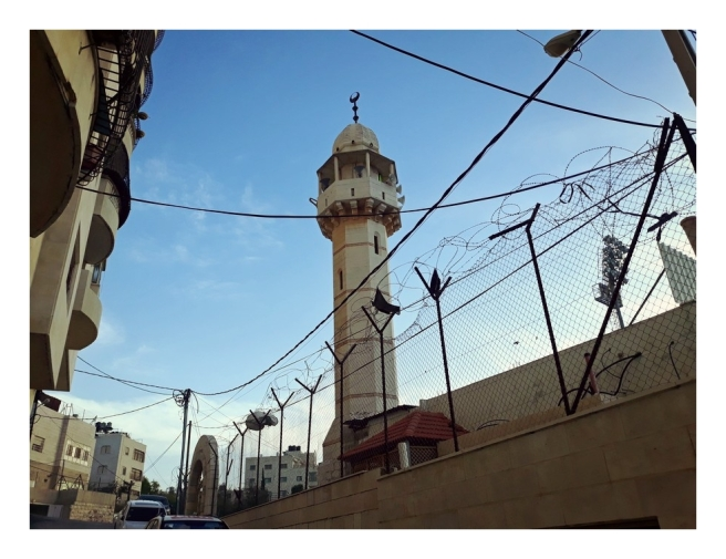 Mosque in Hebron