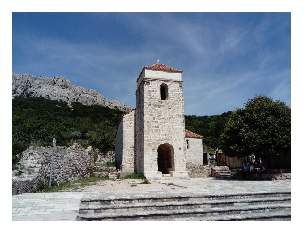 Church of St. Lucy on the island of Krk, from 12th century